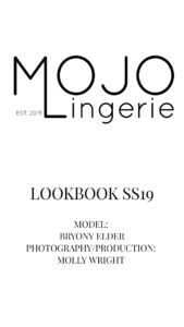Loobook Page 1 - logo and details