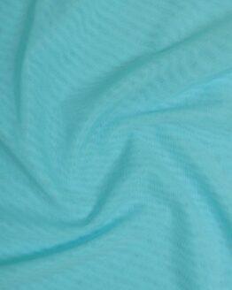 Light blue mesh fabric