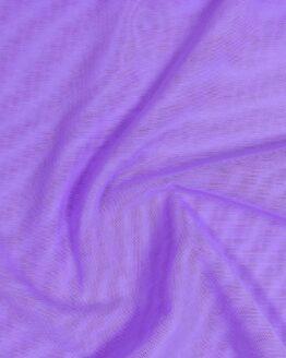 lilac/purple mesh fabric
